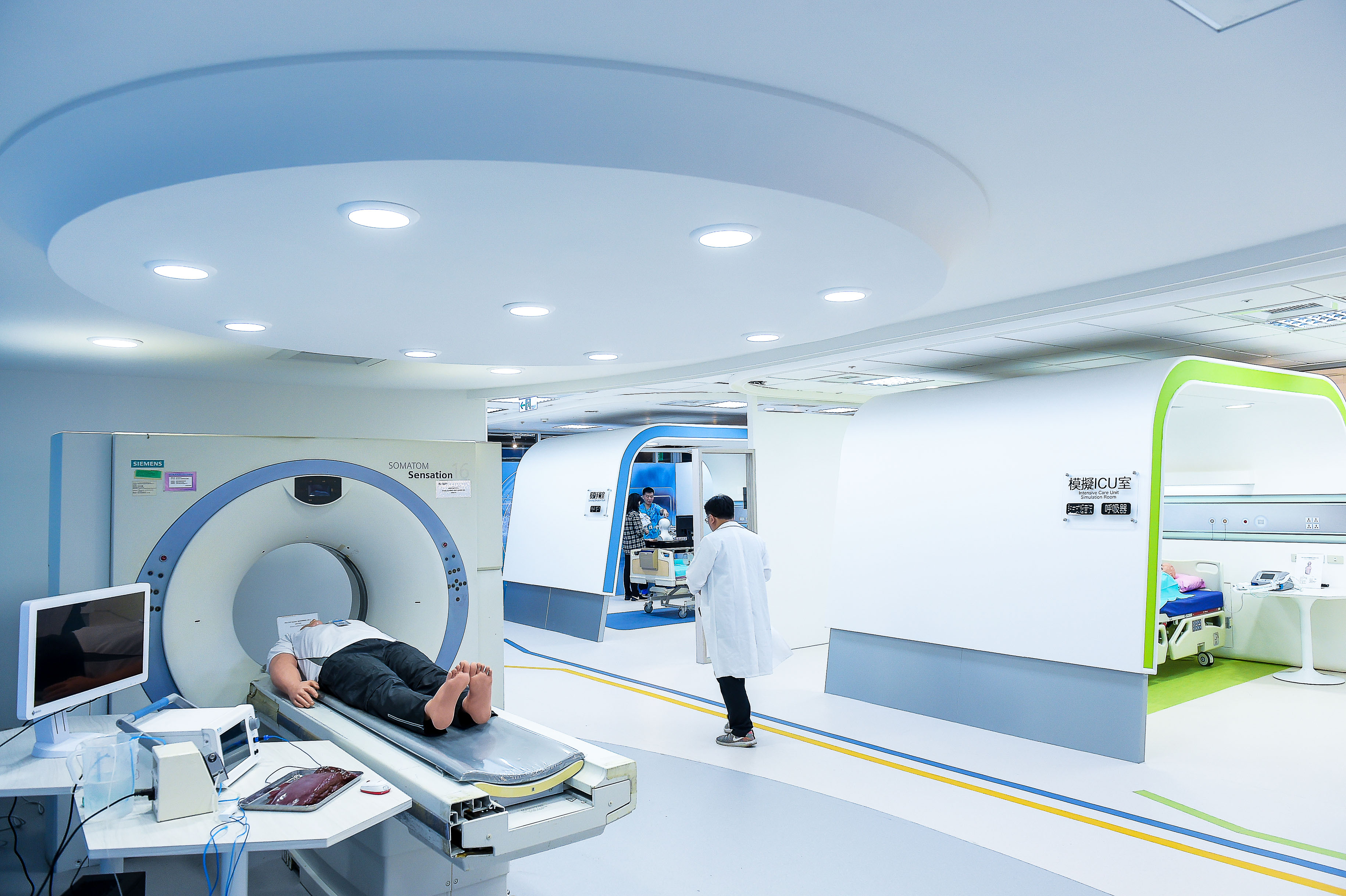 臺灣首座「生醫產業跨域整合實驗場域」於日前開幕,將助高階醫材研發更接地氣、產業化時程更快速。