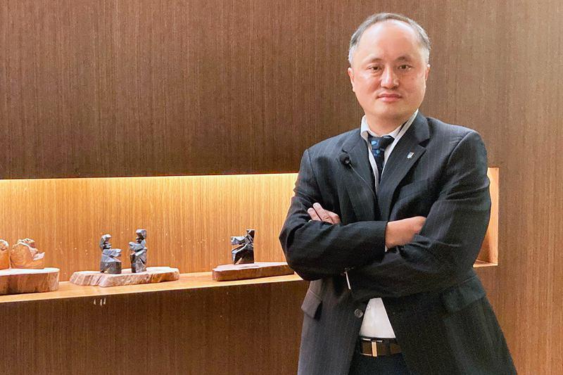 哈佛醫學院總醫院副教授張智威。